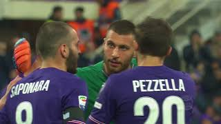 Video Il gol di Victor Hugo - Fiorentina - Benevento 1-0 - Giornata 28 - Serie A TIM 2017/18 MP3, 3GP, MP4, WEBM, AVI, FLV Juni 2018