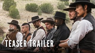 THE MAGNIFICENT SEVEN - Teaser Trailer (HD) - YouTube
