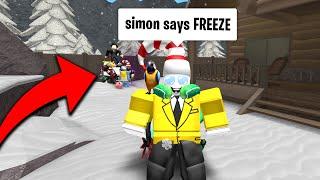 Murder Mystery 2 but SIMON SAYS