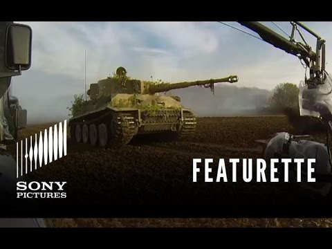 Fury (Featurette 'Go Inside the Tanks')