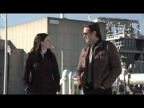 Continuum Season 3 - Announcement from Rachel Nichols and Victor Webster