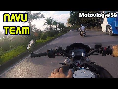 Tâm sự về NAVU TEAM - Cộng đồng chơi xe do Navu thành lập | Motovlog 58 - Thời lượng: 11 phút.