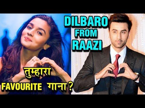 Ranbir Kapoor REVEALS His Favorite Song From Alia
