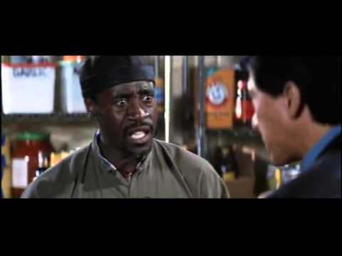 Where Did You Learn Twisting Tiger? (Scene From Rush Hour 2)