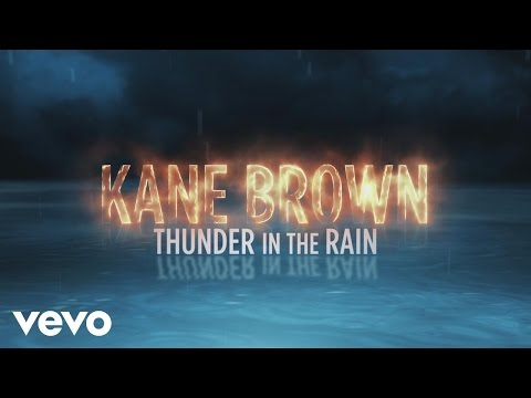 Thunder in the Rain Lyric Video