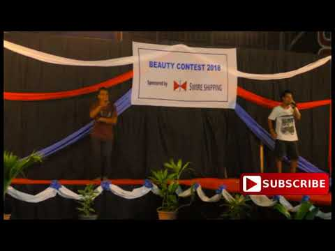 Beauty Contest 2018  Miss Kiribati 2018  Super Natural Performers   Beteroo X Kaioresh On Stage