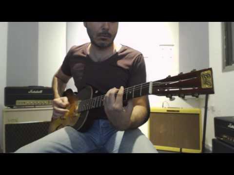Destroy All Guitars - B&G Little Sister Black Beauty #434 (fully loaded)