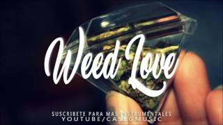 BASE DE RAP  WEED LOVE  HIP HOP BEAT INSTRUMENTAL2017