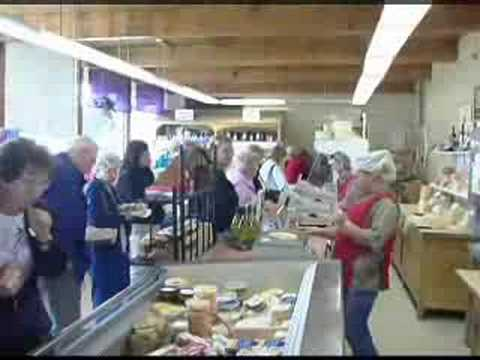 "Greater Niagara's ""Country Byways"" – Kutter's Cheese Factory"