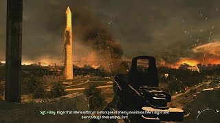 Video Sudden Russian Attack on Washington ! World War 3 in Call of Duty Modern Warfare 2 MP3, 3GP, MP4, WEBM, AVI, FLV Juni 2018