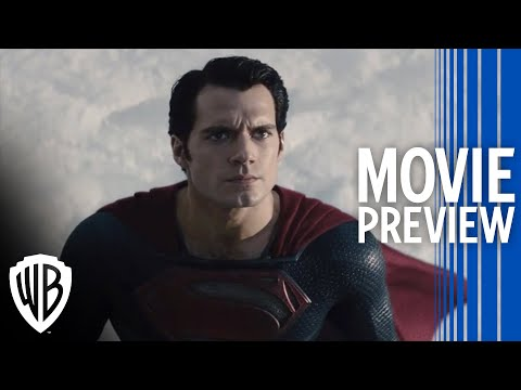 Man Of Steel | Full Movie Preview | Warner Bros. Entertainment