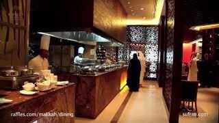 Sufrati.com Explore Al Qasr Restaurant Makkah Raffles Palace