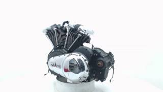 9. Used Engine Kawasaki VN 2000 2004-2006 VN2000 VN2000A 2005-00 181013