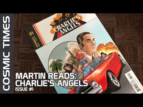 Martin Reads: Charlie's Angels #1