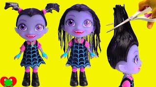 Video Vampirina Disney Jr. Haircut and Style MP3, 3GP, MP4, WEBM, AVI, FLV Agustus 2018