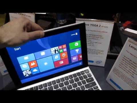 Lenovo Miix 2 10 and 11 inch Windows tablet