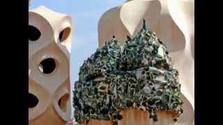 Барселона Гауди. Barselona Gaudi's Architecture