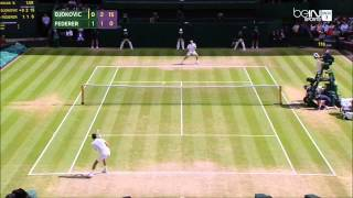 Tennis Highlights, Video - Djokovic VS Federer | Wimbledon 2014 Final