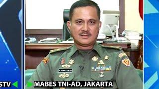 Download Video Penjelasan Kadispen AD Soal Pangkat Terakhir J.R. Saragih MP3 3GP MP4