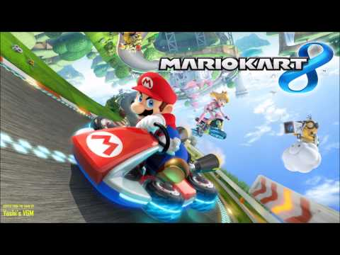 Wii Wario's Gold Mine - Mario Kart 8 OST