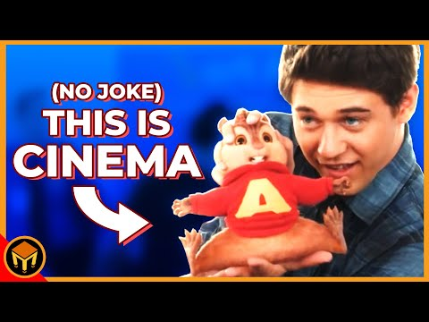 The Road Chip Is CINEMA And Here's Why | Alvin and The Chipmunks