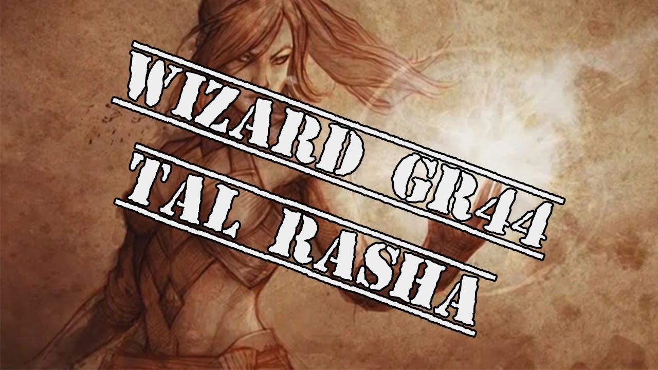 Wizard - Tal Rasha - GR44