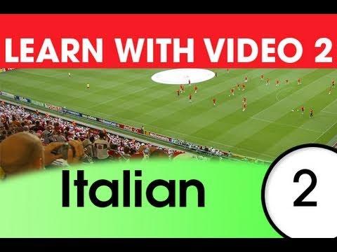 Entspannen am Abend auf Italienisch