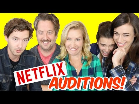 HATERS BACK OFF CAST AUDITIONS!