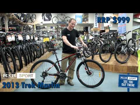 2013 Trek Marlin 29er Mountain Bike Review