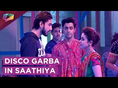 Gopi Challenges Ricky | Ricky Gets Hurt | Saath Ni
