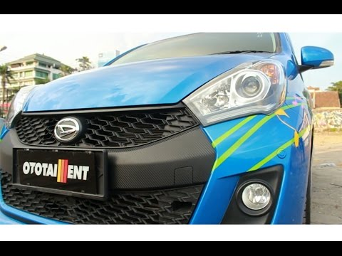 Trailer: Review Daihatsu Sirion Facelift 2015 Indonesia