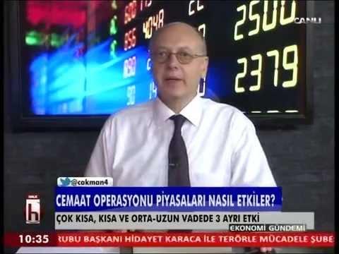 Dr. Cüneyt Akman'la Ekonomi: Cemaat operasyonu piyasaları nasıl etkiler?