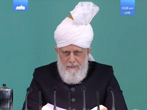 Extremismus und die Verfolgung von Ahmadi-Muslimen