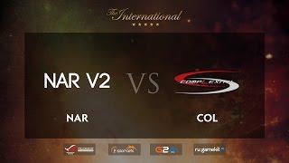 NAR vs coL, game 2