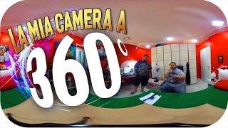 Video Interattivo,la mia Camera a 360 Gradi!!!