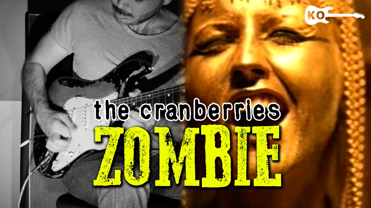 The Cranberries – Zombie – Electric Guitar Cover by Kfir Ochaion