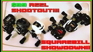 Video $99 REEL BATTLE ROUND 2: WHO CASTS A 1/4 OZ SQUAREBILL THE FARTHEST? MP3, 3GP, MP4, WEBM, AVI, FLV Mei 2019