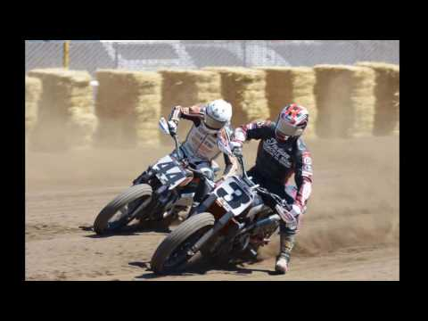 Indian Scout FTR750 : First Ride