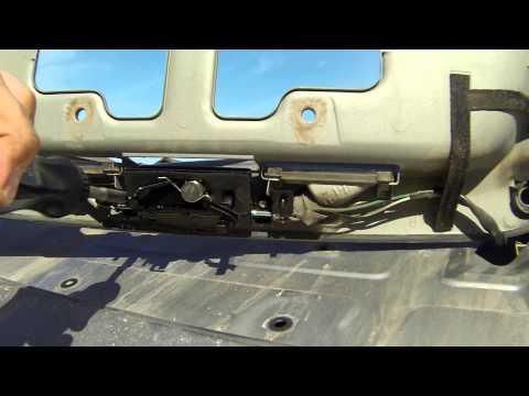 2014 toyota tundra rear door panel removal autos post for 2000 toyota tundra rear window latch