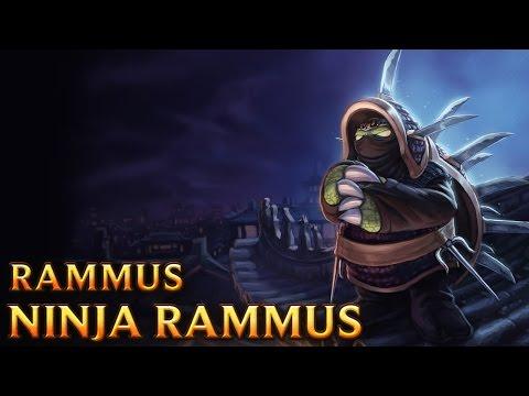 Ninja Rammus