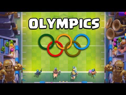 Clash Royale Olympics | Pentathlon Challenge