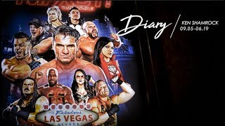 Diary: Ken Shamrock Returns to IMPACT Wrestling by Fight Network