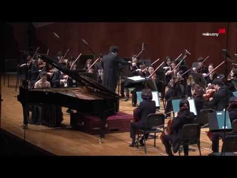 W. A. Mozart | Piano Concerto No. 20 in D Minor, K. 466 | 손열음 | Yeoleum Son | 모차르트