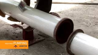 High Rise Pumping, Unibeton Ready Mix | Leading Through Innovation