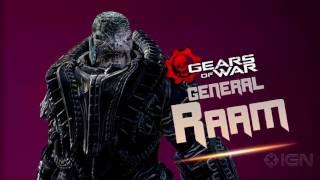 Killer Instinct - General Raam Reveal Trailer - E3 2016 by IGN
