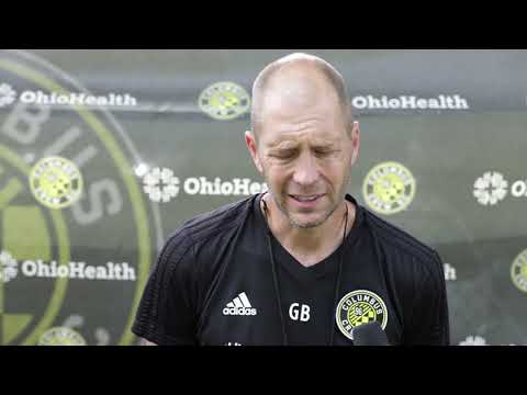 Video: SOUNDBYTE | Gregg Berhalter on challenges, playoff-like scenario in #MTLvCLB
