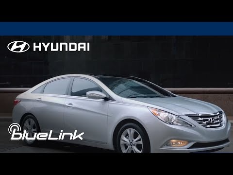 Video of Hyundai Blue Link