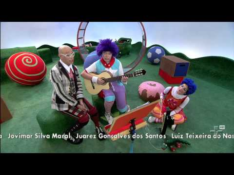 Quintal da Cultura - Quintal Musical: Que  que tem no seu Jardim? - 08/03/13