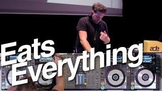 Eats Everything - Live @ DJsounds Show 2016