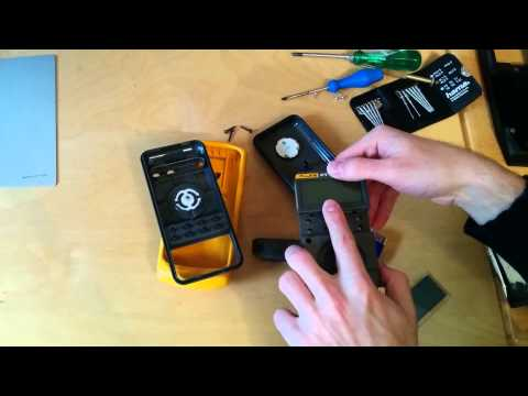Fluke 87V Display Replacement